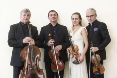 Vilniaus kvartetas ir Ugnius Pauliukonis