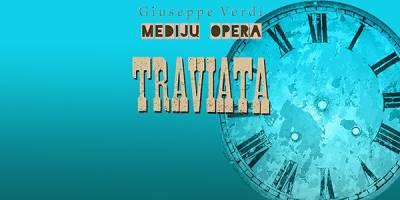 Medijų opera TRAVIATA