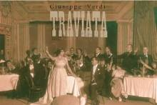 Giuseppe Verdi TRAVIATA, medijų opera
