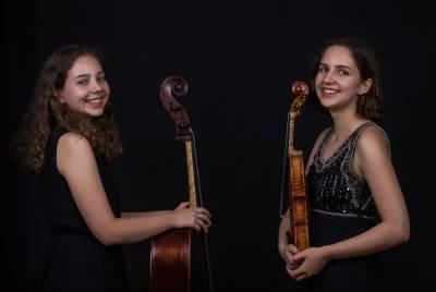 Lina ir Rugilė Juknevičiūtės