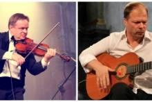 Smuiko ir gitaros AMŽIŲ DVIKOVA
