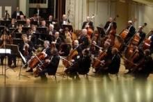 Modestas Pitrėnas ir Lietuvos nacionalinis simfoninis orkestras