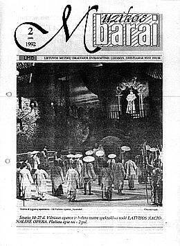 Muzikos barai, 1992, 2 (105)