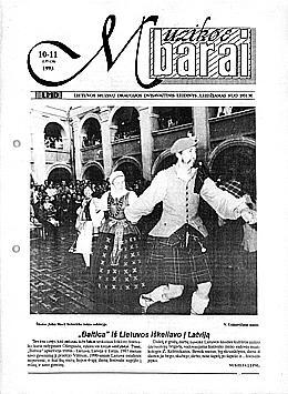 Muzikos barai, 1993, 10–11 (137–138)