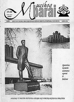 Muzikos barai, 1995, 23–24 (184–185)