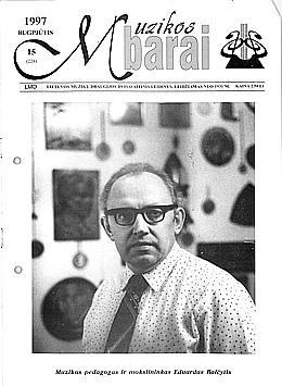 Muzikos barai, 1997, 15 (224)