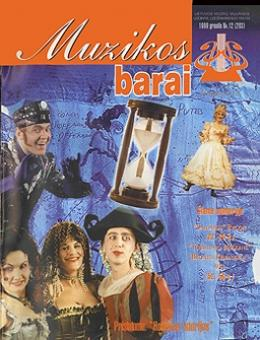 Muzikos barai, 1999, 12 (263)