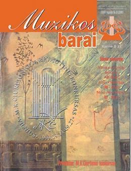 Muzikos barai, 1999, 9 (260)
