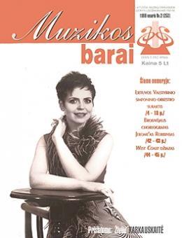 Muzikos barai, 1999, 2 (253)