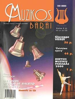Muzikos barai, 2000, 12 (275)
