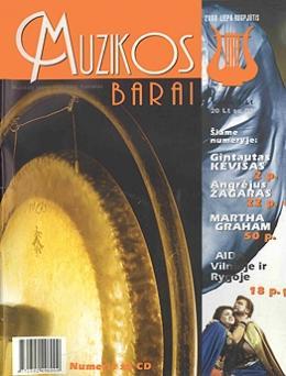 Muzikos barai, 2000, 7–8 (270–271)