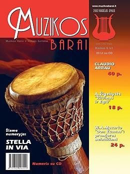 Muzikos barai, 2002, 9–10 (296–297)