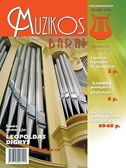 Muzikos barai, 2002, 5–6 (292–293)