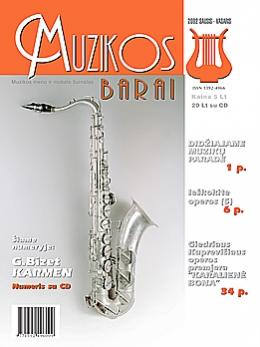 Muzikos barai, 2002, 1–2