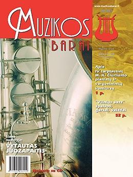 Muzikos barai, 2003, 10 (309)