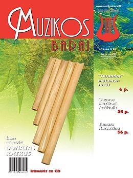Muzikos barai, 2003, 5–6 (304–305)