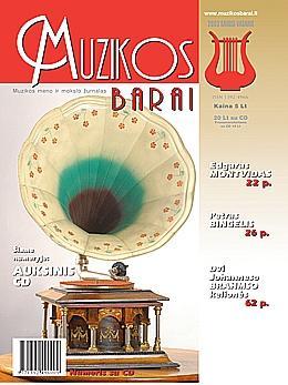 Muzikos barai, 2003, 1–2 (300–301)