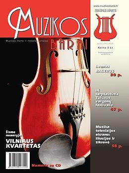 Muzikos barai, 2004, 10–11 (321–322)