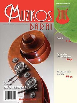 Muzikos barai, 2004, 4–5 (315–316)
