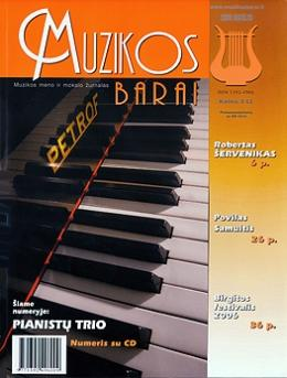 Muzikos barai, 2006, 9 (344)