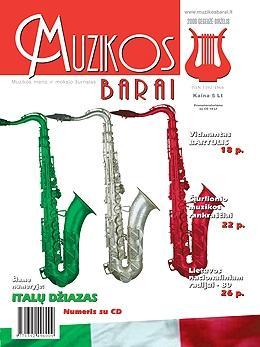 Muzikos barai, 2006, 5–6 (340–341)