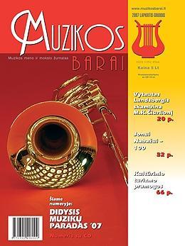 Muzikos barai, 2007, 11–12 (358–359)