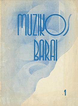 Muzikos barai, 1938, 1