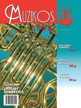 Muzikos barai, 2008, 9–10 (368–369)