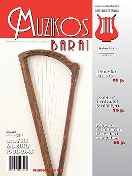 Muzikos barai, 2009, 11–12 (382–383)