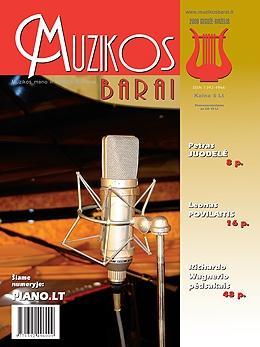 Muzikos barai, 2009, 5–6 (376–377)