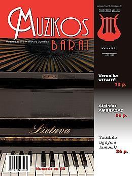 Muzikos barai, 2009, 1–2 (372–373)