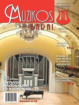 Muzikos barai, 2010, 11–12 (394–395)
