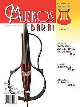 Muzikos barai, 2010, 7-8 (390–391)