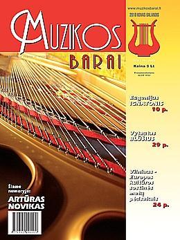 Muzikos barai, 2010, 3–4 (286–287)