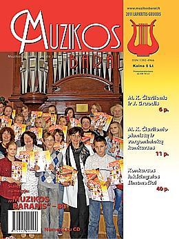 Muzikos barai, 2011, 11–12 (406–407)