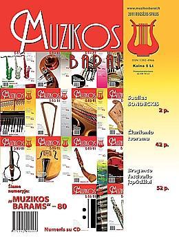 Muzikos barai, 2011, 9–10 (404–405)