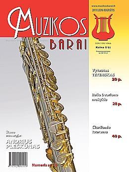 Muzikos barai, 2011, 7-8 (402–403)