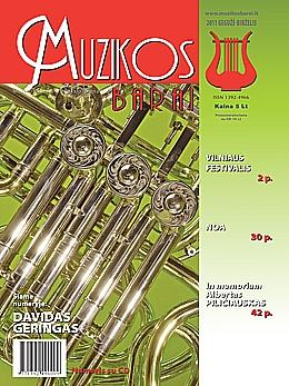 Muzikos barai, 2011, 5–6 (400–401)