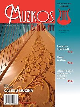 Muzikos barai, 2012, 11–12 (418–419)