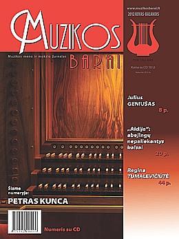 Muzikos barai, 2012, 3–4 (410–411)