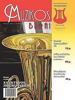 Muzikos barai, 2012, 1-2 (408–409)
