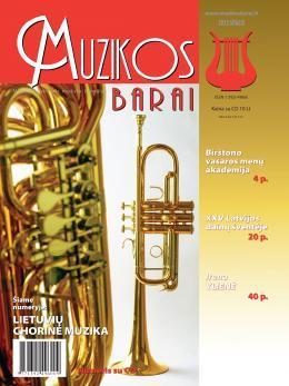 Muzikos barai, 2013, 9–10 (428–429)