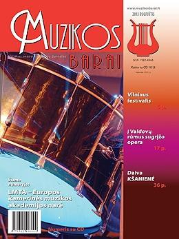 Muzikos barai, 2013, 7–8 (426–427)