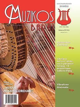 Muzikos barai, 2013, 5–6 (424–425)