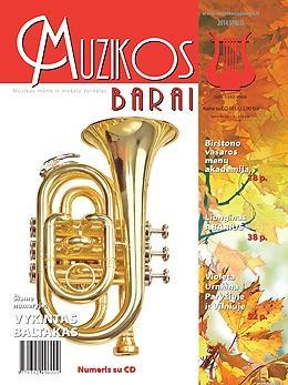 Muzikos barai, 2014, 9–10 (440–441)