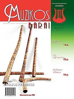 Muzikos barai, 2014, 5–6 (436–437)