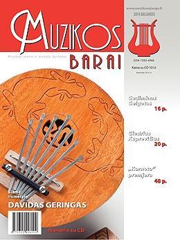 Muzikos barai, 2014, 3–4 (434–435)