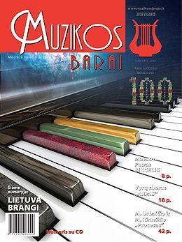 Muzikos barai, 2018, 1–2 (480–481)