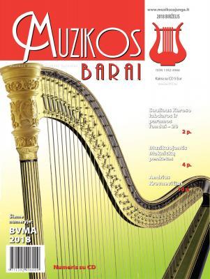 Muzikos barai, 2018, 5–6 (484–485)