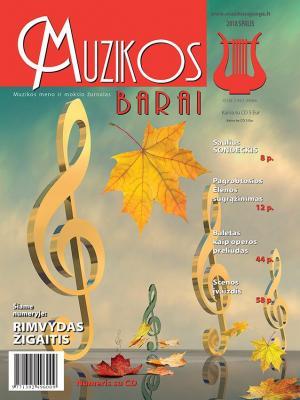 Muzikos barai, 2018, 9–10 (488–489)